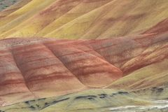 Oregon& x27;s Painted Hills Stock Image