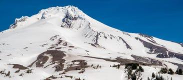 Oregon& x27;s tallest mountain Mount Hood. The summit of the tallest mountain in Oregon Mount Hood stock photography