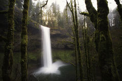 Oregon spada na południe Zdjęcie Royalty Free
