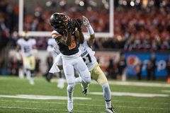 Oregon State Beavers wide receiver Victor Bolden Royalty Free Stock Photography