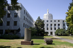 Oregon State Capital Royalty Free Stock Images