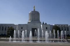 Oregon State Capital Stock Images