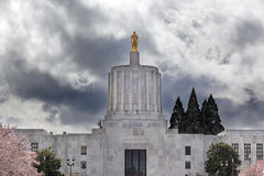 Oregon State Capitol Building Stock Photos