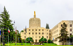 Oregon State Capitol Building Royalty Free Stock Photography