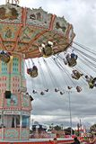 Oregon state fair ride Stock Images