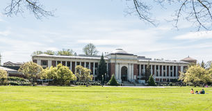 Oregon State University Memorial Union, spring 2016 Stock Photography