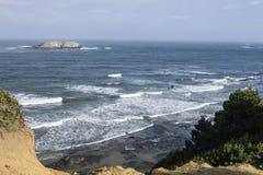 Oregon-Strand Lizenzfreies Stockbild