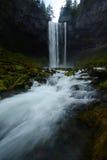 Oregon Tamanawas waterfall Stock Images