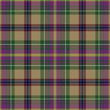 Oregon State Tartan. Element for the seamless pattern for fabric. Oregon Tartan. Element for the seamless construction of a pattern for tartan of U.S. state stock illustration