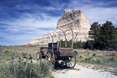 oregon trail arkivfoto