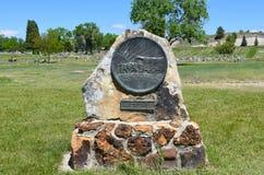 Oregon Trail Memorial Royalty Free Stock Photo
