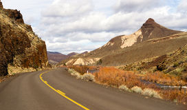 Oregon US 19 John Day River Highway Waterspout Gulch Royalty Free Stock Photos