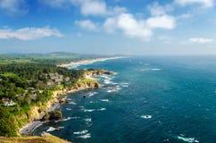 Oregon wybrzeże Zdjęcie Royalty Free