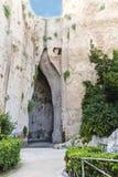 Oreille de Dionysius, Sicile   Image stock