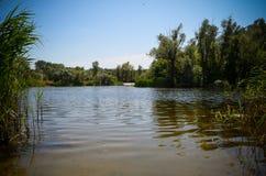 Orel river Stock Photos