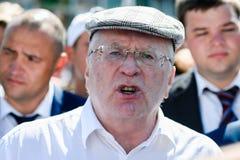 Orel Rosja, Sierpień, - 05, 2016: Orel miasta dzień Vladimir Zhirinov Obraz Stock