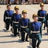 Orel Rosja, Sierpień, - 05, 2016: Orel miasta dzień Prezydenta reżim Fotografia Royalty Free