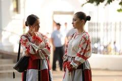 Orel, Russland - 28. Juli 2016: Russland-Taufejahrestag göttlich Stockfotos