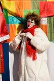 Orel Ryssland, Augusti 01, 2015: Mumu Fest, Turgenevs berättelsekonst-f Royaltyfri Foto