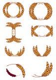 Orelha ilustração stock