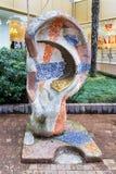 Orelha da escultura Sochi Rússia Fotografia de Stock