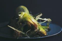 Orelhas de milho doce Fotos de Stock Royalty Free