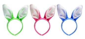 Orelhas do coelho de Easter fotos de stock royalty free