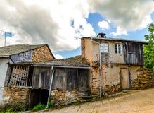 Orellan nahe zu Las Medulas - zu Castille und zum Löwe - Spanien Lizenzfreie Stockbilder