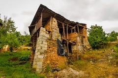 Orellan près à Las Medulas - à Castille et à lion - l'Espagne images libres de droits