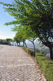 Orem Medieval City, Portugal Royalty Free Stock Photo