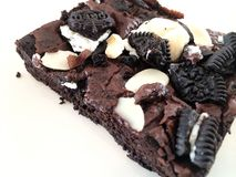 Oreo Brownies Stock Images