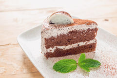 Oreo cake Stock Photography