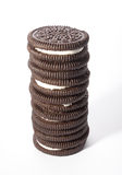 Oreo Cookies Royalty Free Stock Photography