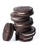 Oreo Cookies Royalty Free Stock Image