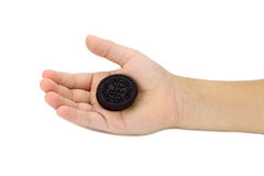 Oreo Cookies Royalty Free Stock Photos