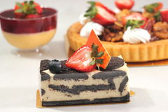 Oreo cream Cheese Cake