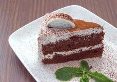 Oreo kaka Fotografering för Bildbyråer
