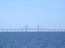 Oresund Brücke 06 Lizenzfreies Stockfoto