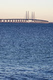 Oresund bridge Stock Photos