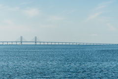 Oresund Bridge Royalty Free Stock Image