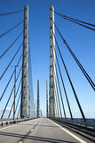 Oresund bridge Royalty Free Stock Photo