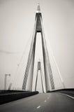 Oresund bro Arkivfoton