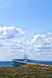Oresunds Bridge Stock Photography