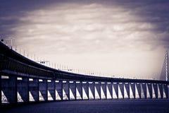 Oresundsbron Стоковое Фото