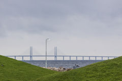 Oresundsbron Royalty Free Stock Images