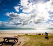 Orewa Beach Stock Image