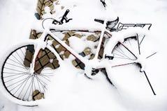 Orfano della bicicletta Fotografia Stock Libera da Diritti