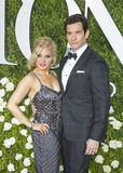 Orfeh and Andy Karl Royalty Free Stock Image