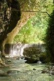 Orfento dal nära Caramanico Terme i Abruzzo & x28; Italy& x29; Royaltyfri Foto