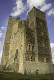 Orford Castle Royalty Free Stock Images